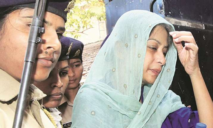 Indrani among 200 women inmates booked for inciting riots