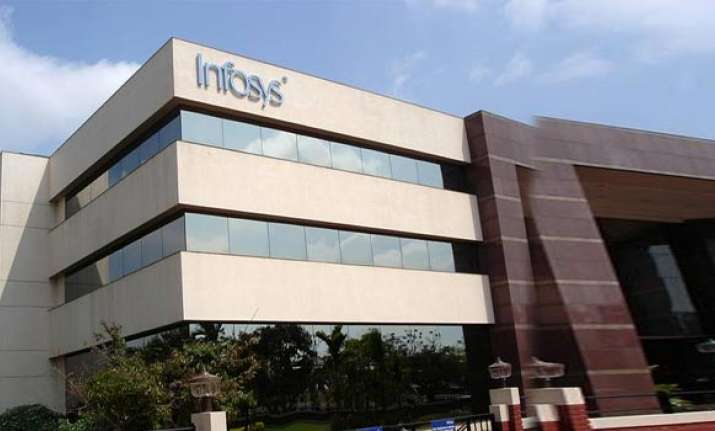 In US dollar terms, Infosys' net profit grew 5.8 pc to