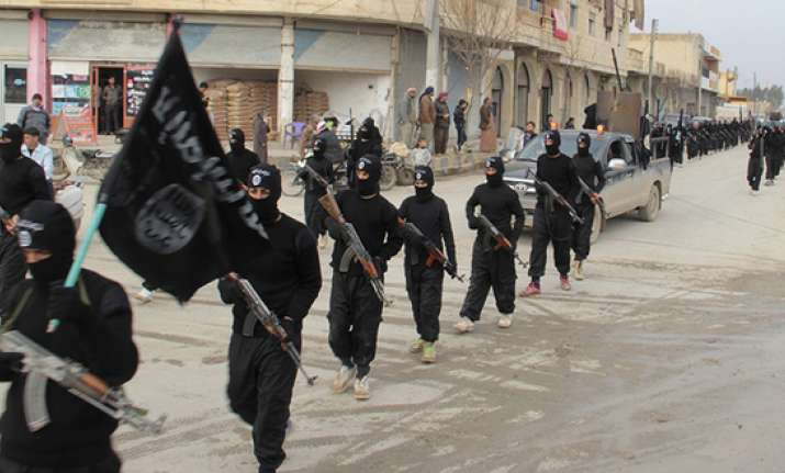 ISIS has held 100,000 civilians as 'human shields' in