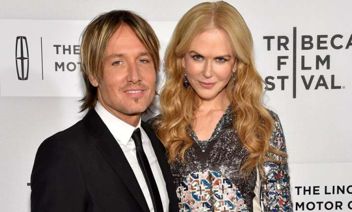 Keith Urban to Nicole Kidman