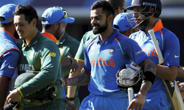 Champions Trophy Win against South Africa our best