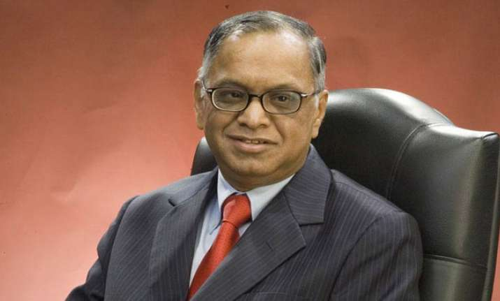 Infosys co-founder Narayan Murthy has said senior employees
