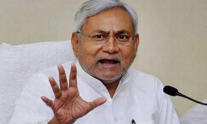 Nitish Kumar blames Congress for Opposition mess