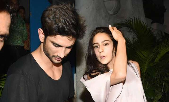 Sushant Singh Rajput, Sara Ali Khan- India TV