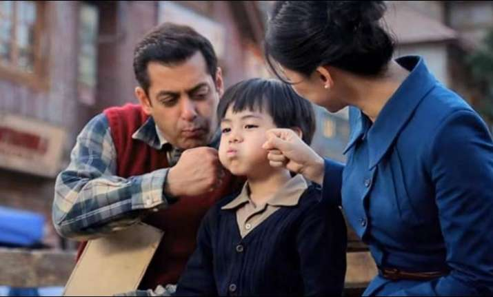 Tubelight 1st week collection