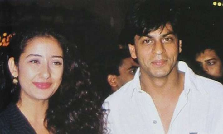 Dear Maya: Shah Rukh Khan requests fans to see Manisha