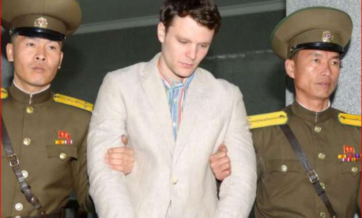 Otto Warmbier - File Photo