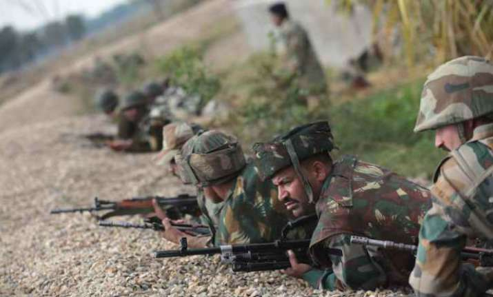 CRPF officer injured in grenade attack by militants in