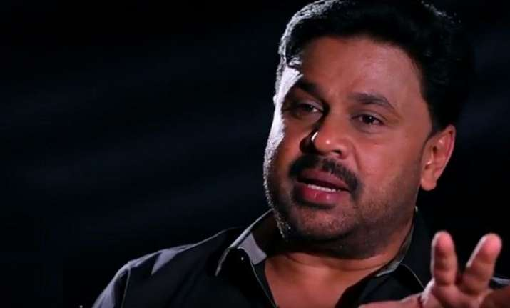 Dileep on Malyalam actress sexual assault case