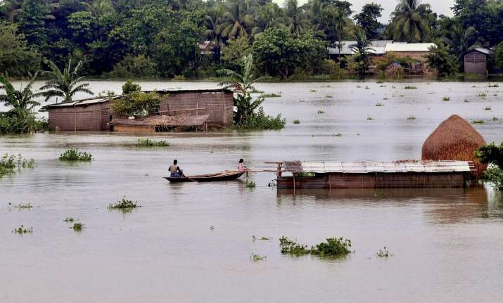 PM Modi expresses anguish over worsening flood situation in