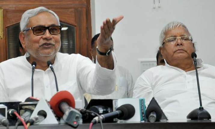 Nitish Kumar to skip meet on VP pick, cancels Monday's