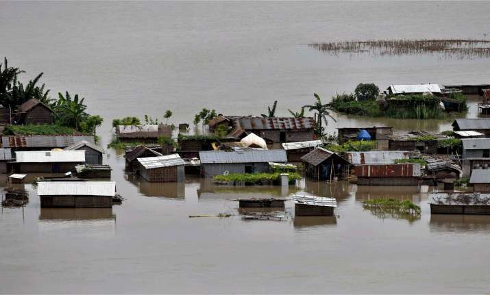 39 people have died in rain-related incidents in Assam