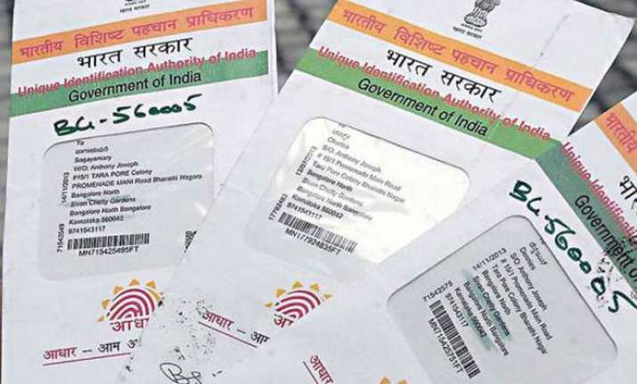 Aadhaar can reduce digital transaction cost to almost nil: