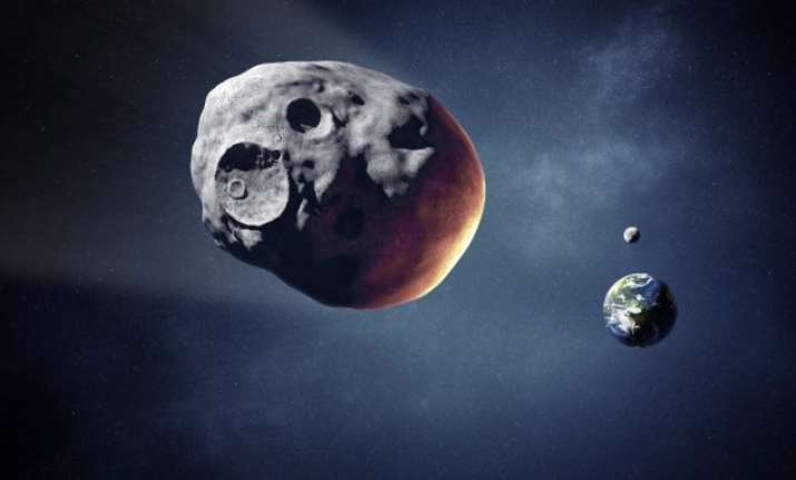 Earth's 2017 encounter with Asteroid Florence is the