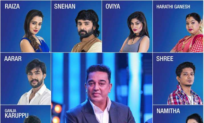 Bigg Boss Tamil contestants earn per week at Kamal Haasan's