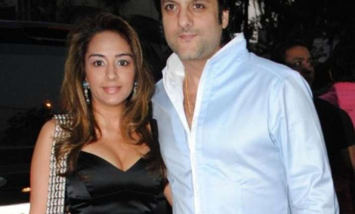 Fardeen Khan and wife Natasha blessed with son