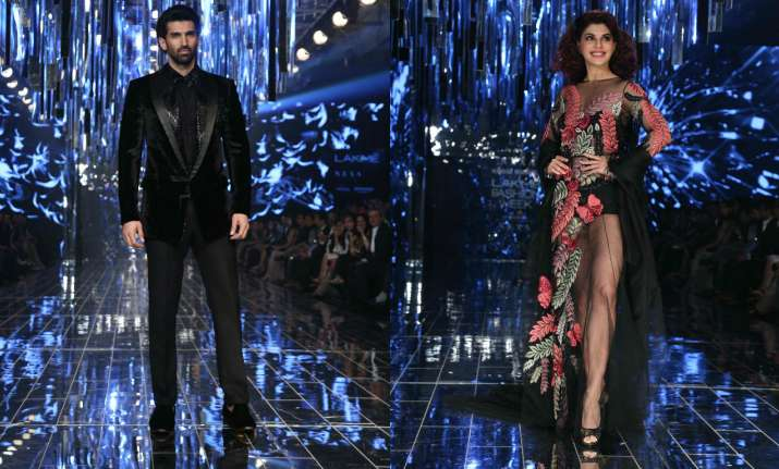 Aditya Roy Kapoor, India TV, Lakme Fashion Week