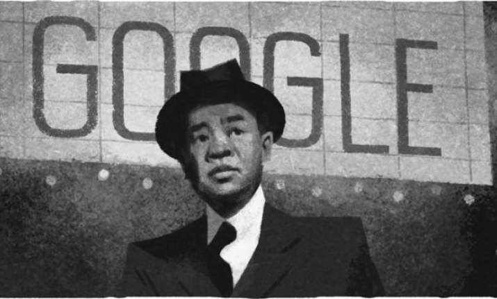 Google honoured James Wong Howe with a special doodle on