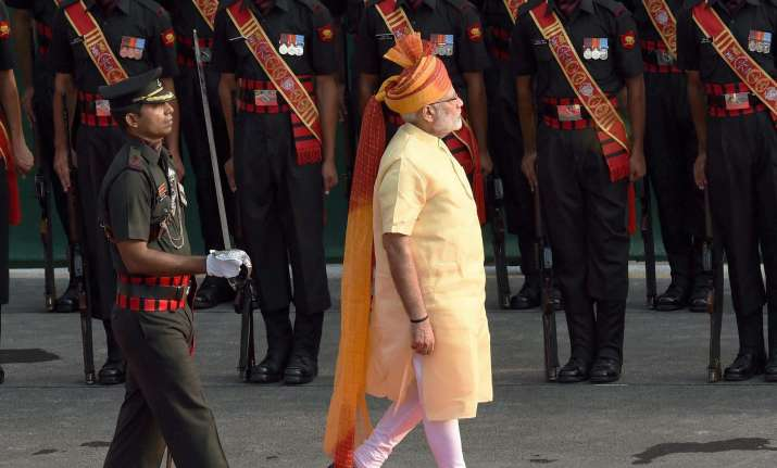 India capable of tackling any kind of security challenge: