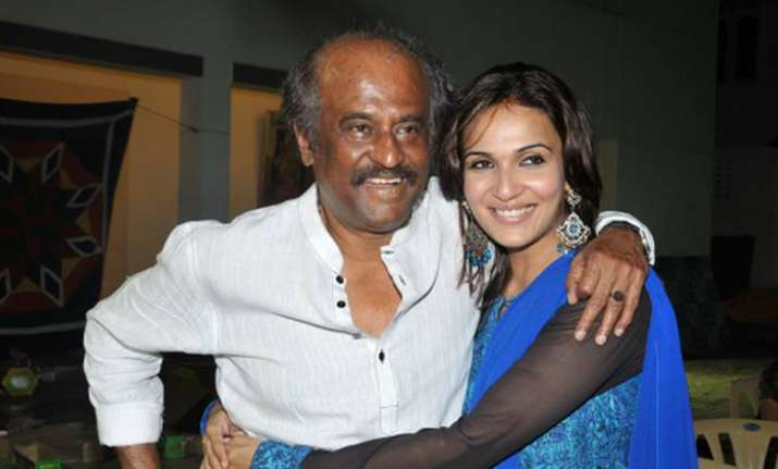 Filmmaker Soundarya feels blessed to have directed father