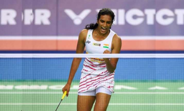 PV Sindhu Korea Open Super Series