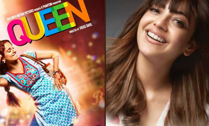 Kangana's Queen's Tamil Remake Titled as Paris Paris