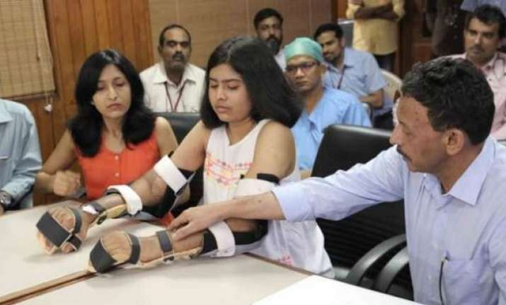 Kerala: 19-Year-Old Student Given Rare Upper-Arm Hand Transplant