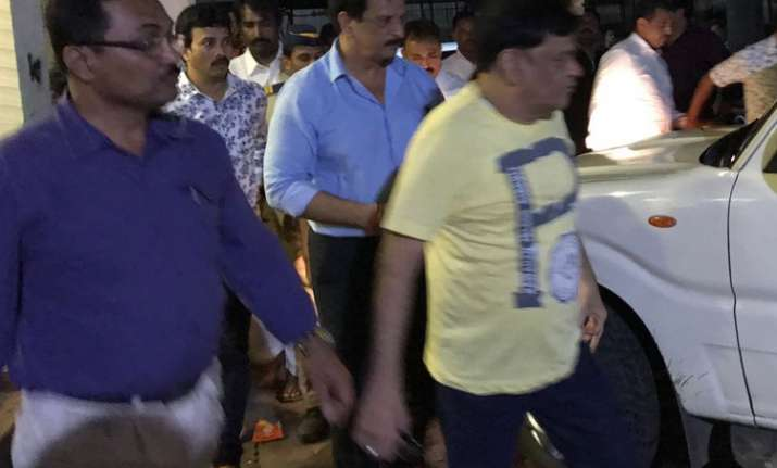 Dawood Ibrahim's brother detained in Mumbai in extortion case