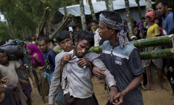 Rohingya rebels call one-month Myanmar ceasefire