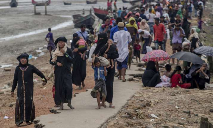 Government stand on Rohingyas a considered decision: Arun Jaitley