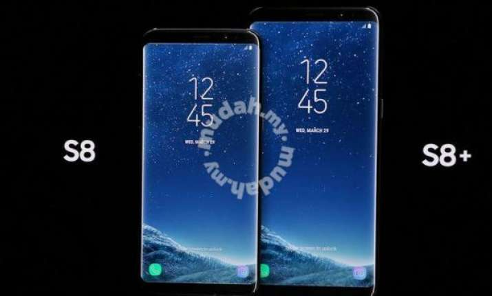 Concept Galaxy S9 Features Full-Screen Design and 6GB of RAM