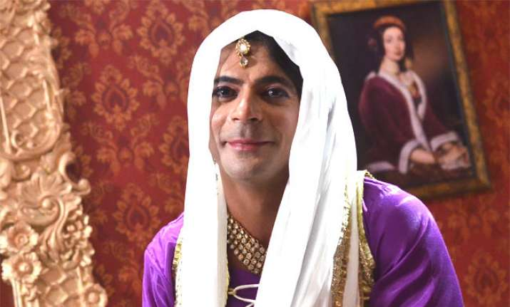 Stand-up comedian Sunil Grover