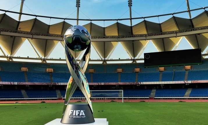 FIFA under 17 world cup India vs USA