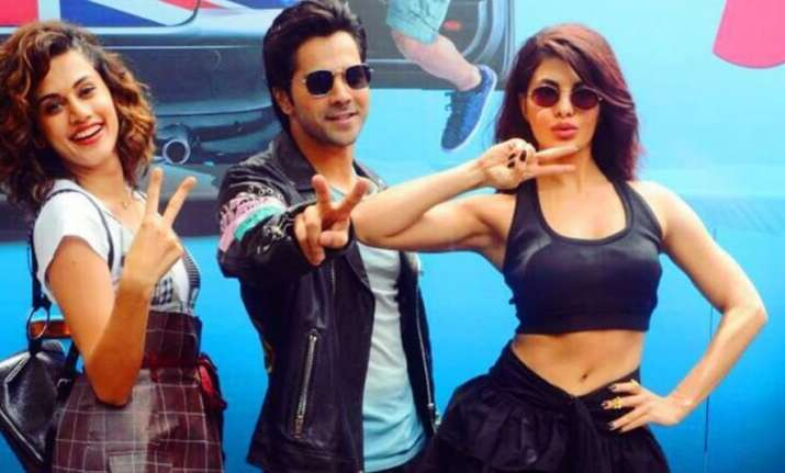 """Varun Dhawan shows his might as the youngest and newest superstar"""""""