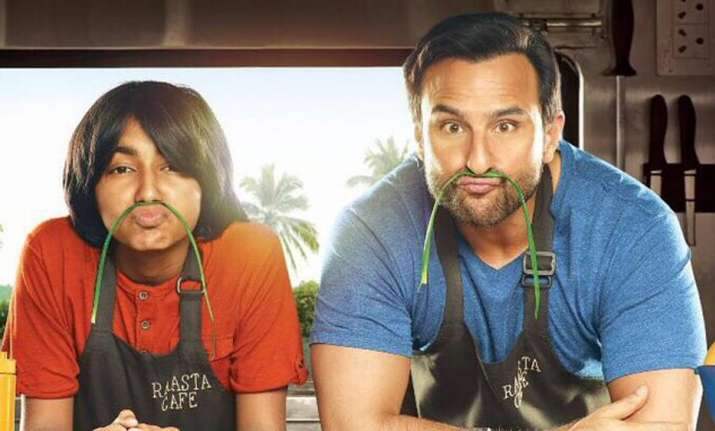 Saif Ali Khan, Chef