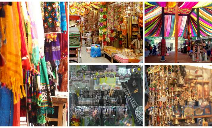 Diwal 2017 shopping spots in Delhi