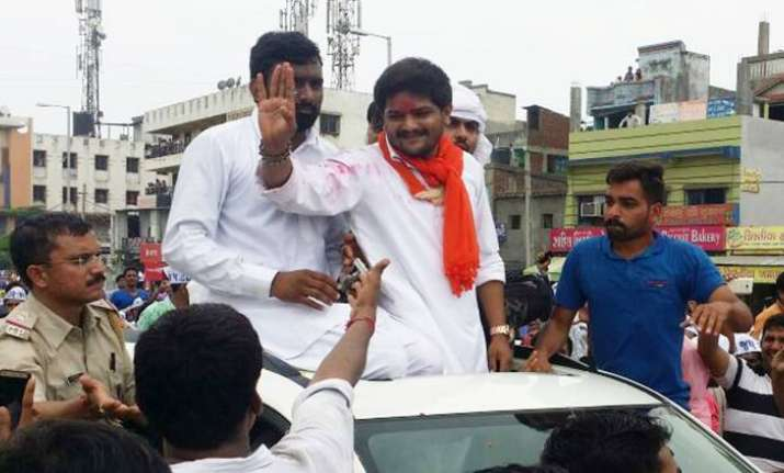 Hardik Patel hints his deal with Congress in Gujarat almost