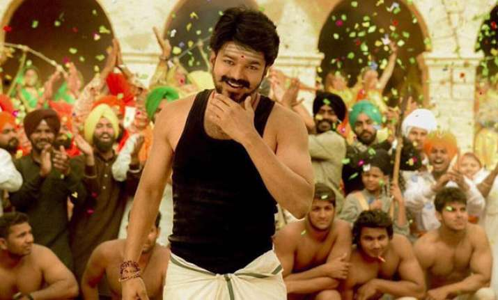 Mersal: Vijay thanks fans, film personalities for support, calls movie a 'hit'