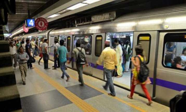 Image result for Delhi Metro fare hike from Tuesday