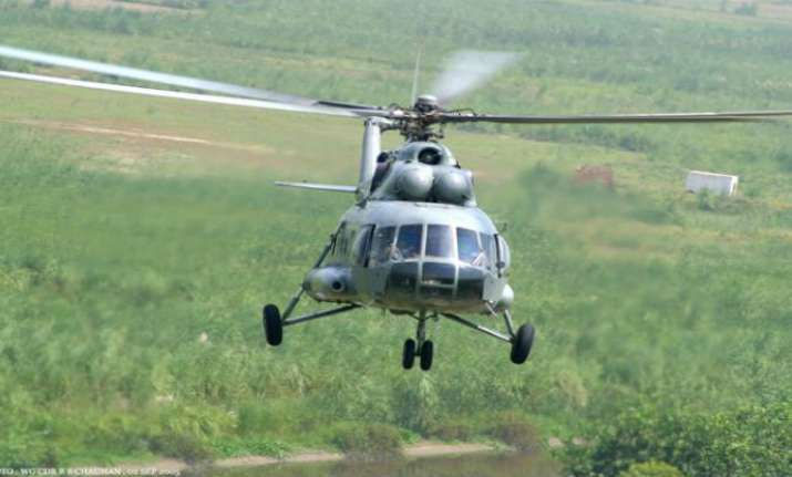 5 dead after Air Force chopper crashes in Arunachal Pradesh