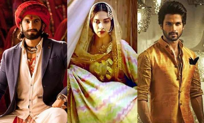 Who is the highest paid actor for Padmavati