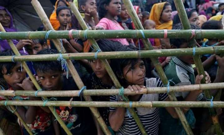 India's top court holds Rohingya deportation plan