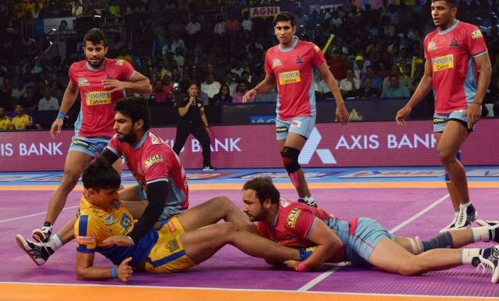 Bengal Warriors beat Jaipur Pink Panthers in thrilling PKL tie