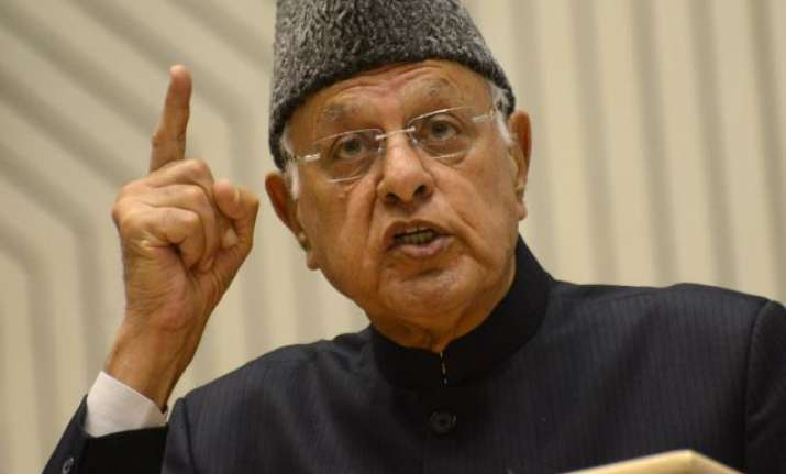 Image result for Farooq Abdullah reiterates his stand on autonomy