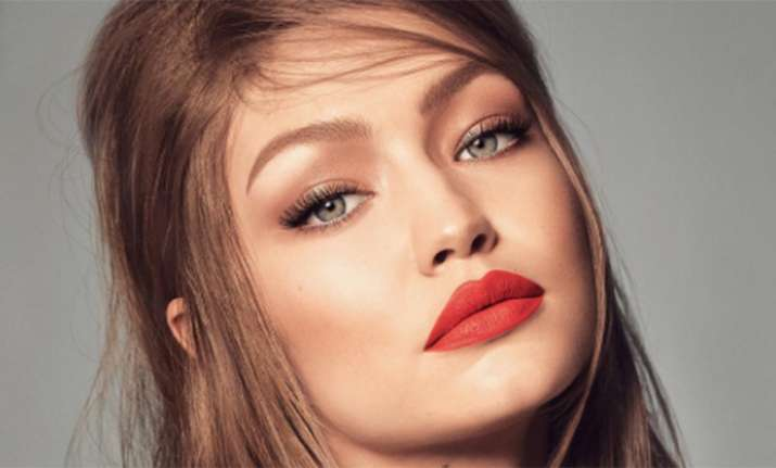 Gigi Hadid believes great make-up does not have to be