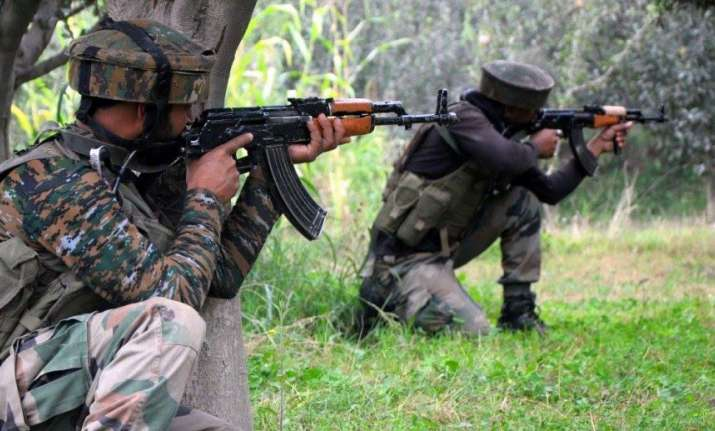 5 militants killed in two separate encounters in Kashmir