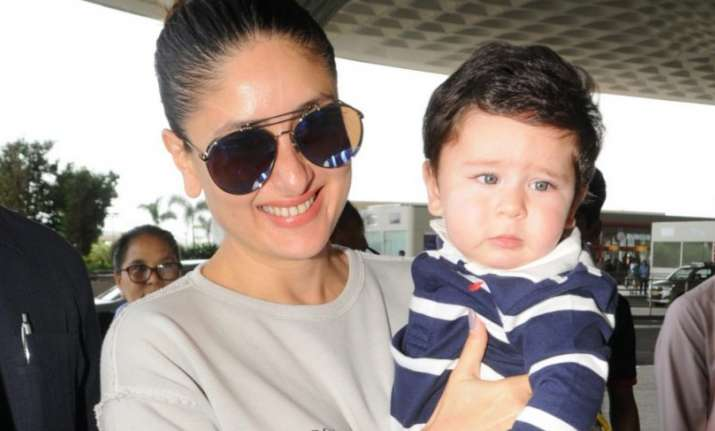 Wanna Know about Kareena's plan for little Taimur's Birthday? Check this out!