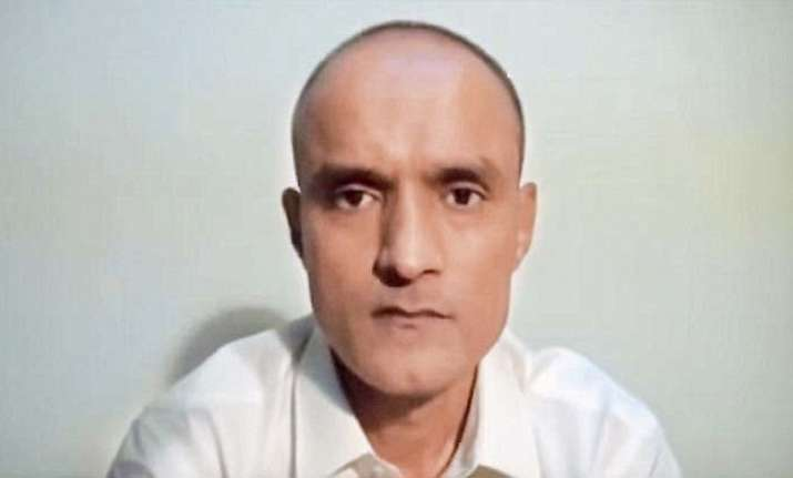 Ensure Kulbhushan Jadhav wife's safety, India tells Pakistan