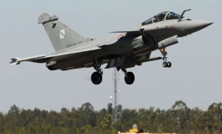 Congress raises questions on $7.8 billion Rafale deal, alleges scam