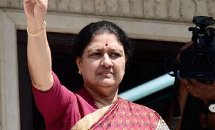 IT searches in dozen places linked to AIADMK leader V K Sasikala